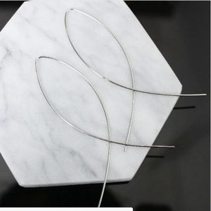 Minimalist Silver Tone Earrings